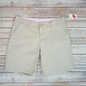 NWT Sz 14 Years Gap Uniform Bermuda Shorts